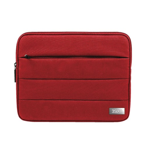 3SIXT Classic Sleeve 10-12 inch - Red