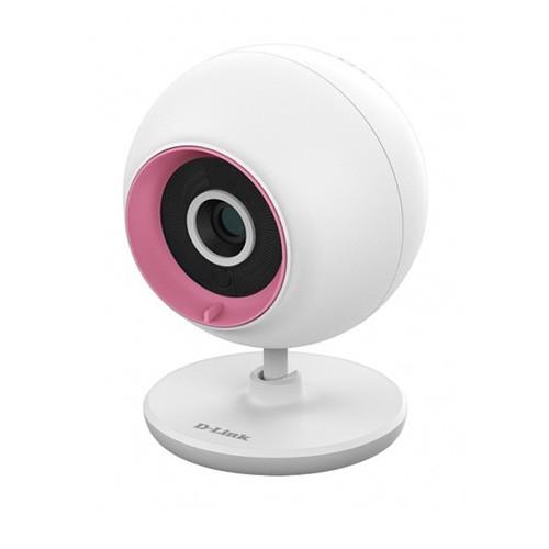 D-Link Wi-Fi Baby Camera Jr. DCS-700L - Pink