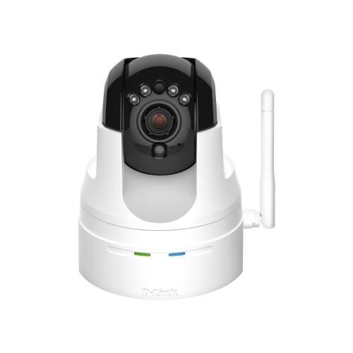 D-Link HD Wireless N150 Pan & Tilt Network Camera - DCS-5222L