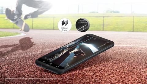 LG Q6+ (Marine Blue)