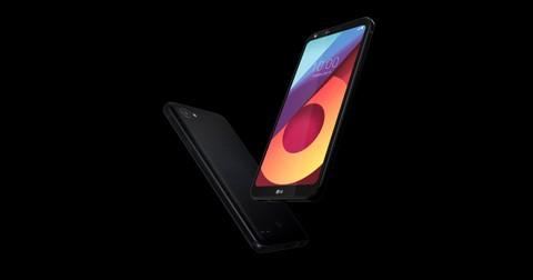 LG Q6+ (Astro Black)