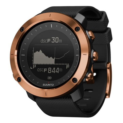 SUUNTO TRAVERSE ALPHA COPPER SPECIAL EDITION