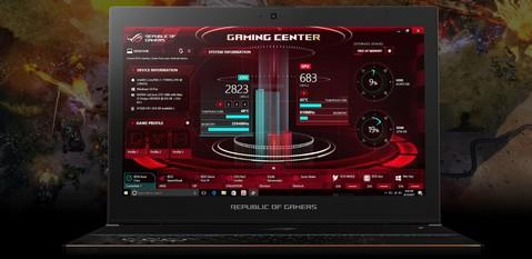 Asus ROG Zephyrus Gaming Laptop with GTX 1080 GX501