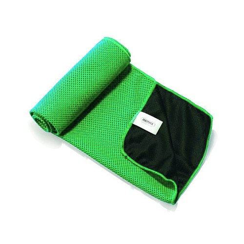 Remax Cold Feeling Sporty Towel RT-TW01 - Green