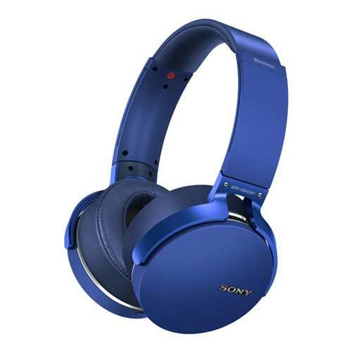 Sony Extra Bass Wireless Headphones XB950B1 - Blue