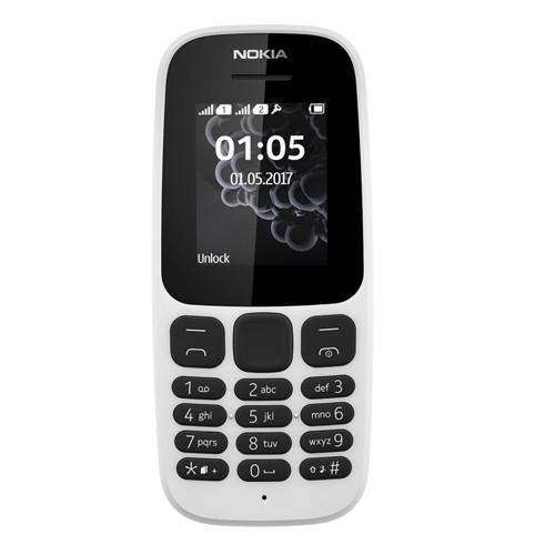 Nokia 105 (2017 Edition) - White