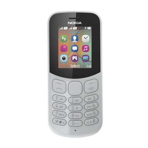 Nokia 130 (2017 Edition) - Grey