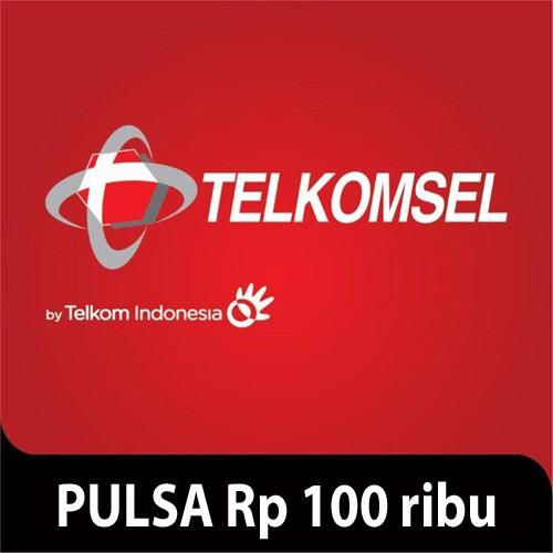 Telkomsel Pulsa Rp 100.000