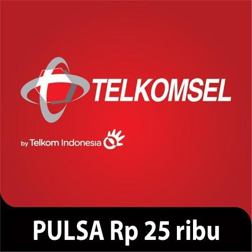Telkomsel Pulsa Rp 25.000