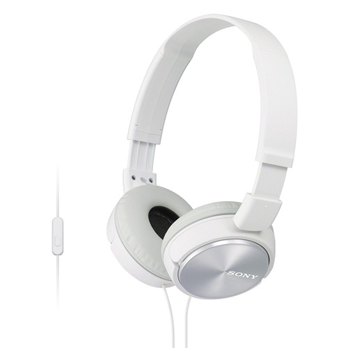 Sony Mass Overbands Headset MDR-ZX310AP - White