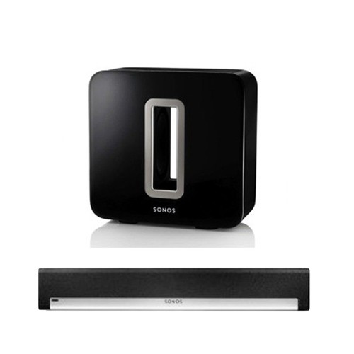 Sonos Playbar + Sonos Sub Wireless Subwoofer