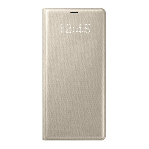 Samsung LED View Cover for Galaxy Note8 - Gold