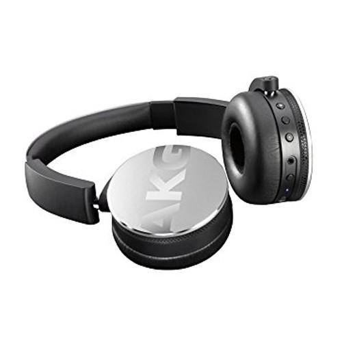 AKG On-ear Bluetooth Headphone Y50BT - silver