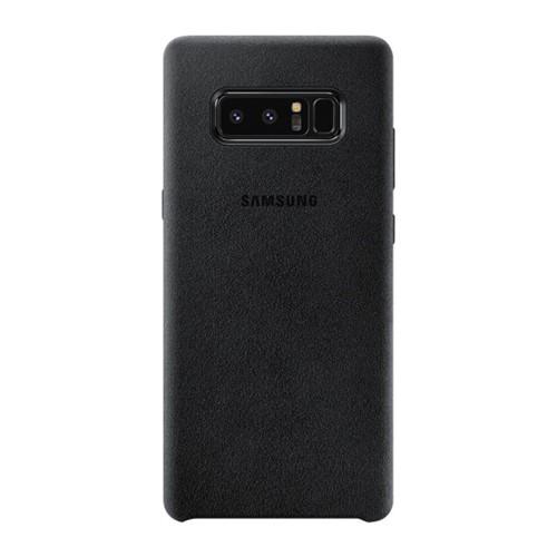 Samsung Alcantara Cover for Galaxy Note8 - Black
