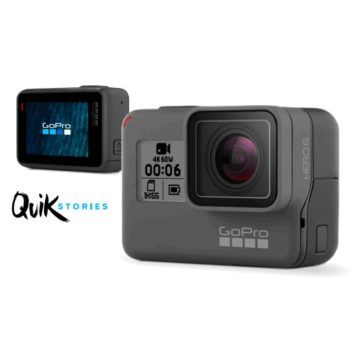 GoPro HERO6 - Black