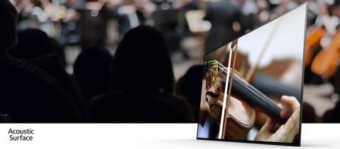 Sony Bravia OLED 4K UHD Smart TV KD-55A1 - 55 inch