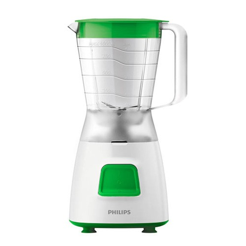 Philips Blender Plastik 280W 1,2L HR 2057/03 - White Green
