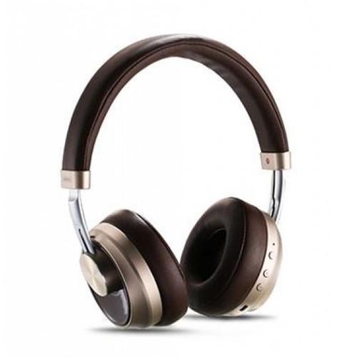 Remax Music Bluetooth Headphone RB-500HB - Dark Coffee