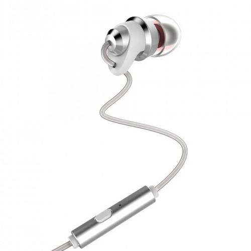 Remax In-Ear Headphone Metal RM-585 - White