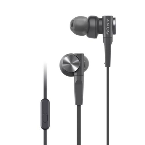 Sony In-Ear Headphone Extra Bass MDR-XB55AP/B - Black