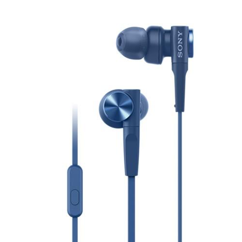 Sony In-Ear Headphone Extra Bass MDR-XB55AP/L - Blue