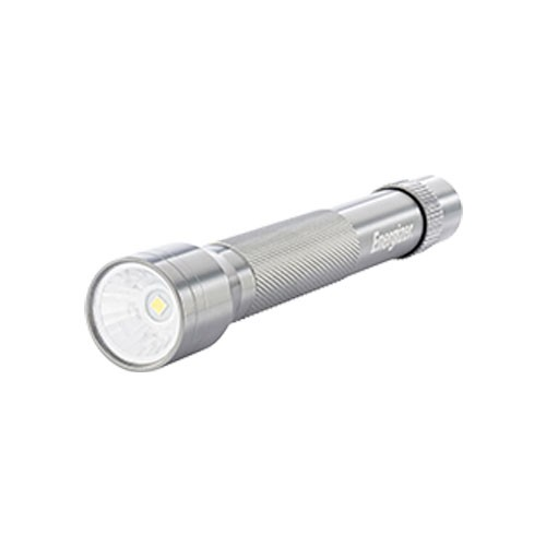 Energizer Senter FL Metal Light - Silver