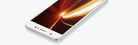 Vivo Y69 - Crown Gold
