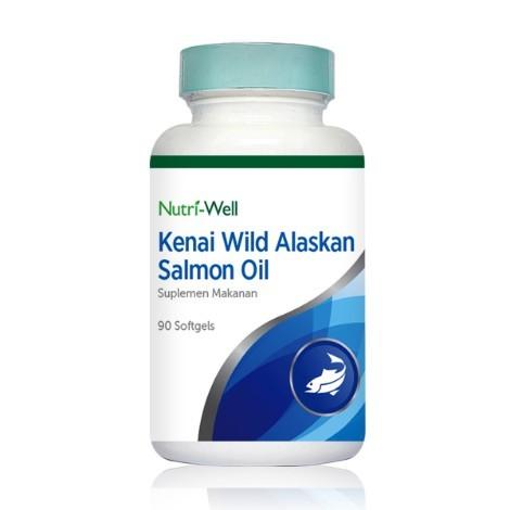 Nutriwell Kenai Wild Alaskan Salmon