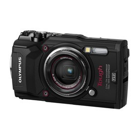 Olympus Tough Waterproof Camera TG-5 - Black
