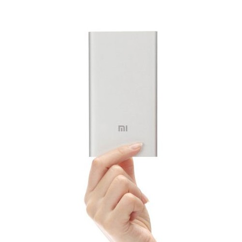Xiaomi Mi Power Bank 5000 mAh - Silver
