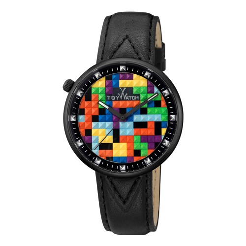 TOYWATCH TETRIS TYTET01MC