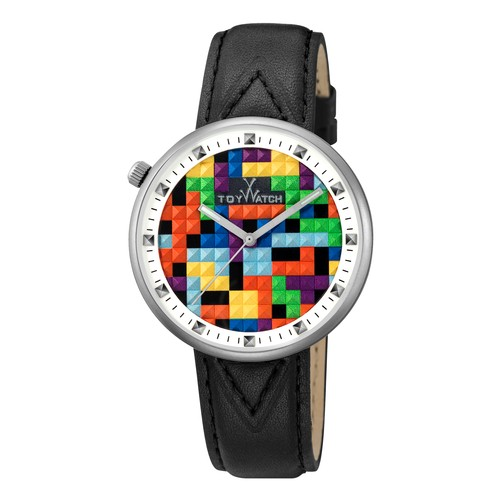 TOYWATCH TETRIS TYTET02MC