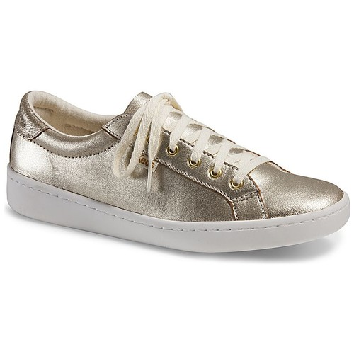 KEDS-WH57728-ACE GLITTER SUEDE .GOLD.7H