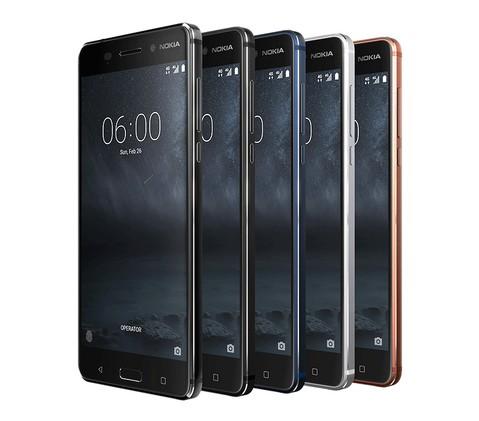 Nokia 6 - Silver