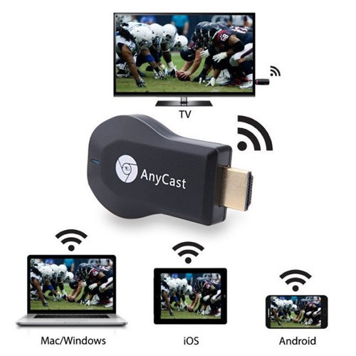 AnyCast M4 Plus Miracast Dongle Receiver Airplay 1080P HDMI