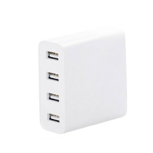Xiaomi 4 Port USB Charger - White
