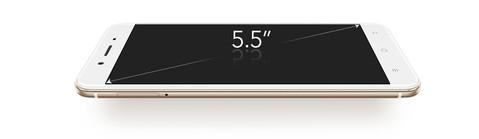 Vivo Y65 - Gold