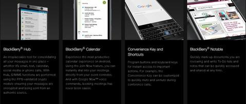 BlackBerry KeyOne Black Limited Edition