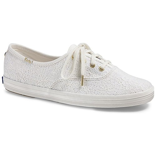 KEDS X KATE SPADE NEW YORK CHAMPION WHITE (WF57485)