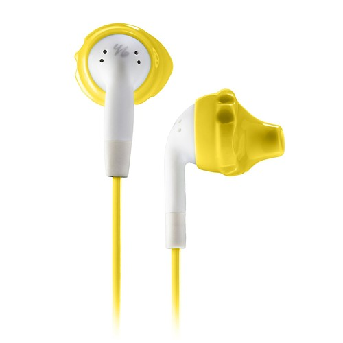 Yurbuds Sport Earphones Inspire Women - Yellow
