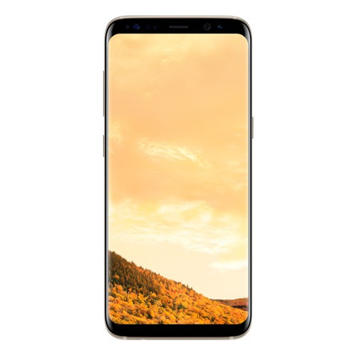 Samsung Galaxy S8 - Maple Gold