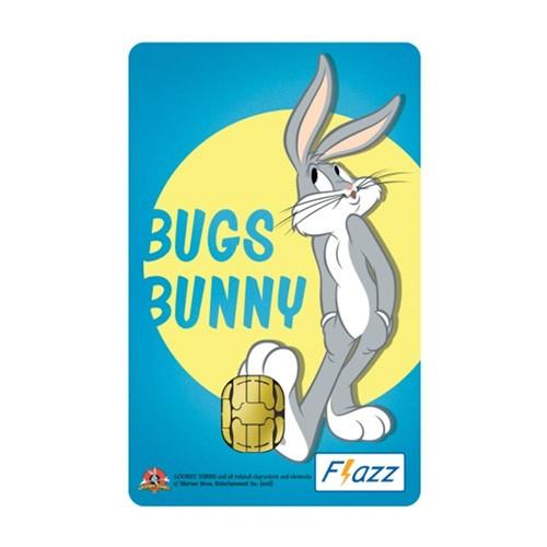 BCA Flazz - Bugs Bunny