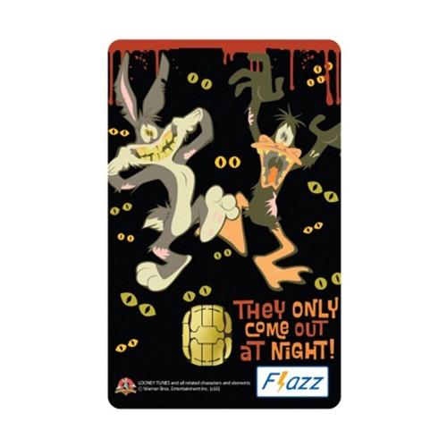 BCA Flazz - Halloween Bugs Daffy