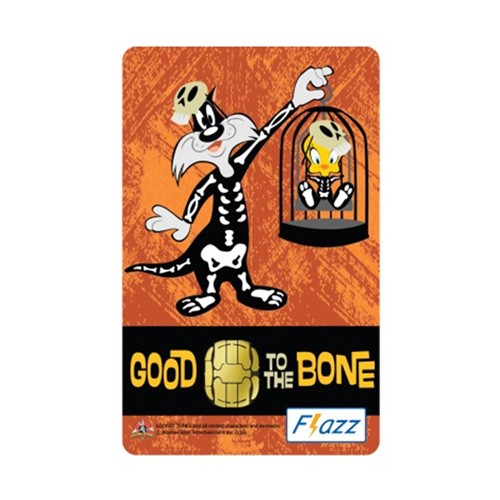 BCA Flazz - Halloween Sylvester Tweety