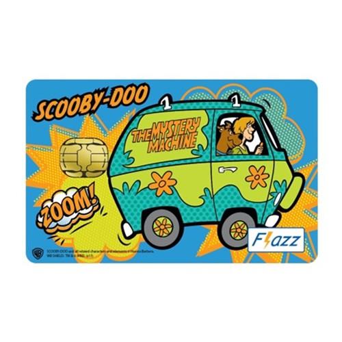 BCA Flazz - Scooby Parking Blue
