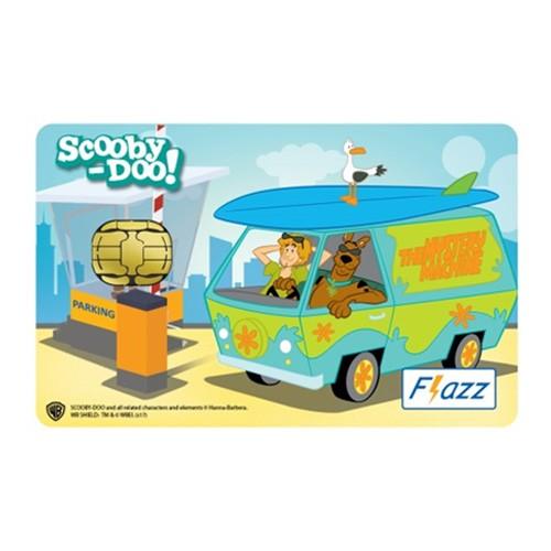 BCA Flazz - Scooby Parking