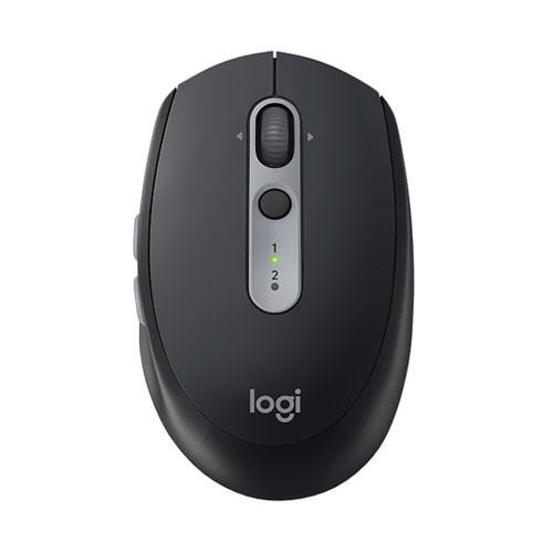 Logitech Multi-Device Silent Wireless Mouse M590 - Graphite Tonal