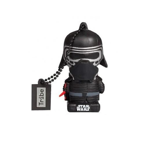 Tribe USB Flash Drive 16GB - Star Wars The Last Jedi - Kylo Ren