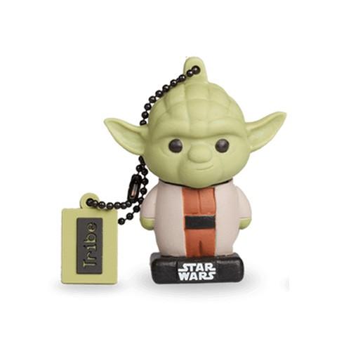 Tribe USB Flash Drive 16GB - Star Wars The Last Jedi - Yoda