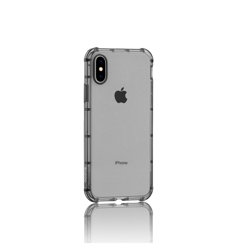 Air Edge for iPhone X - Crystal Black